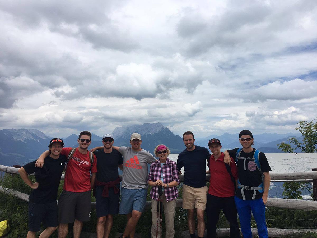Teambuilding in Tirol