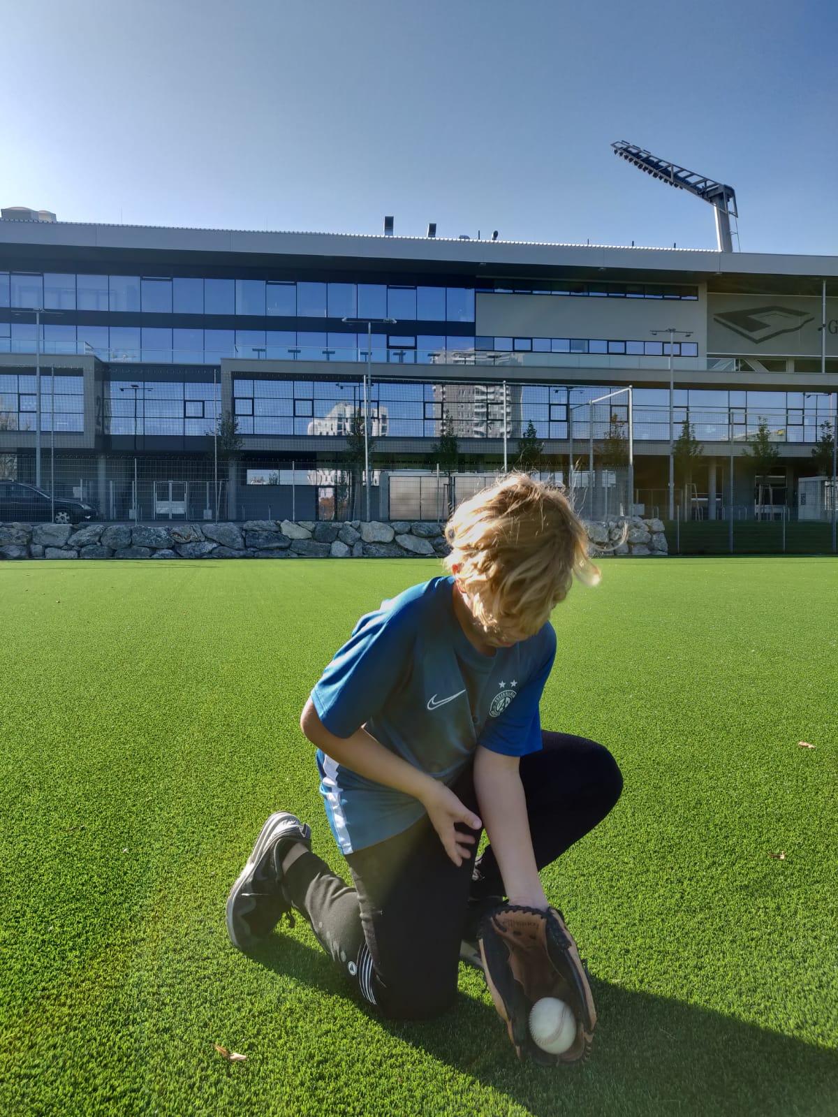 Kidstraining bei Austria Wien
