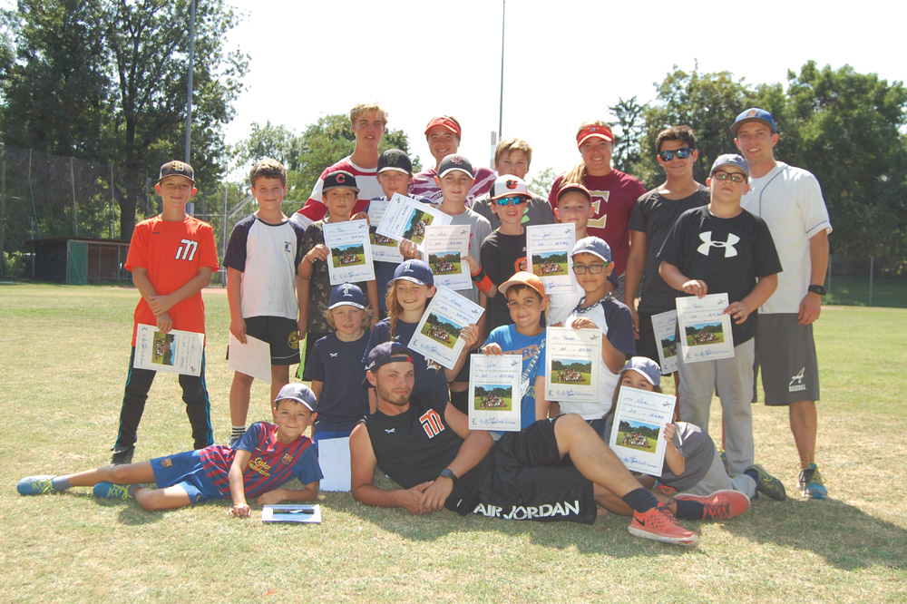 Lions Summer Camp