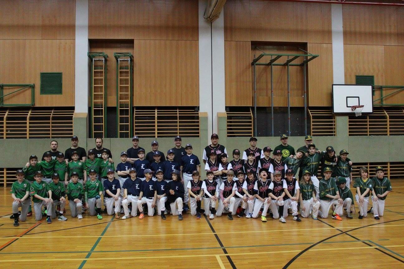 U12 Winter League Teams