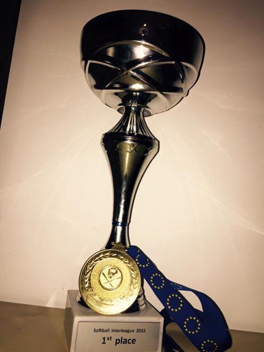 1. Platz Interleague