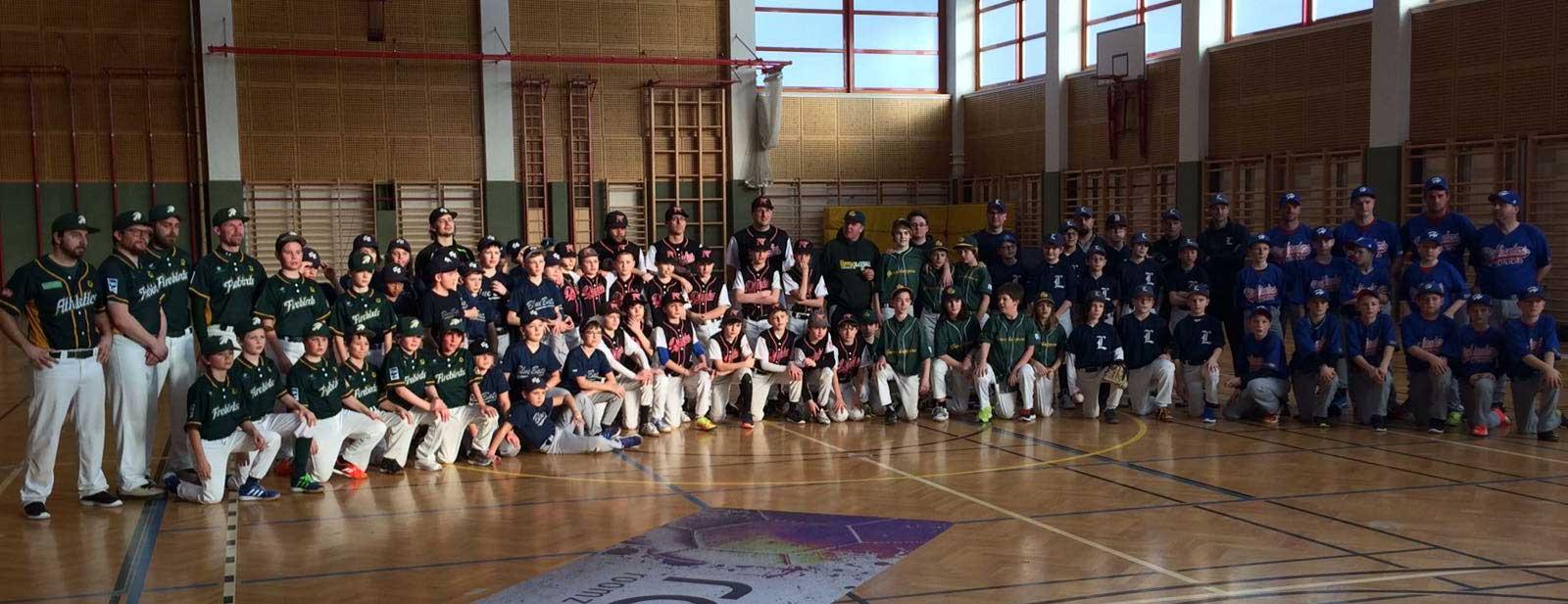 Teams beim Winter Cup U12