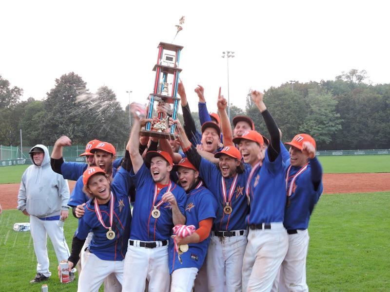 Die gewonnene Meisterschaft 2014