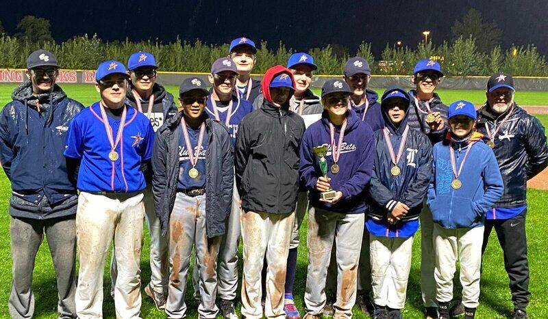 U16 Blue Mets erkämpfen sich die ÖM-Bronzemedaille im Schlamm von Wiener Neustadt!