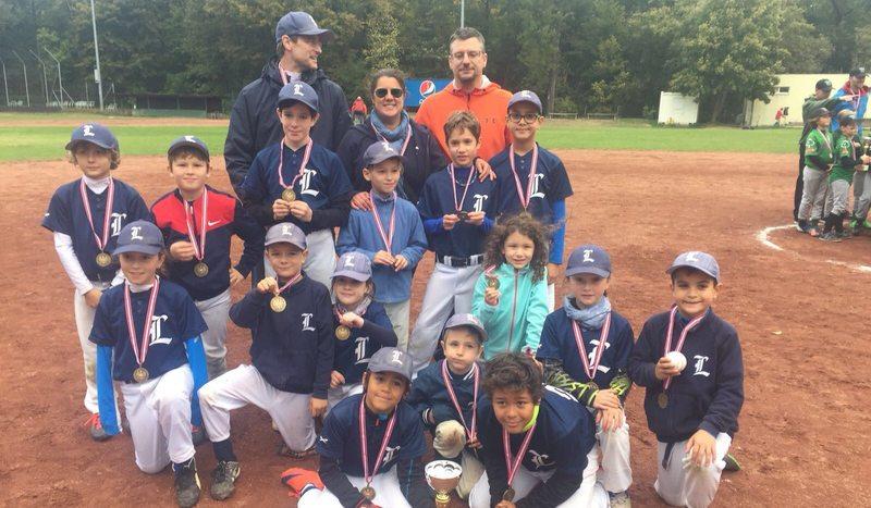 Little Lions erobern Bronze bei Österreichischen Meisterschaften