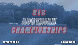 Österreichische Meisterschaft U18 in der Freudenau