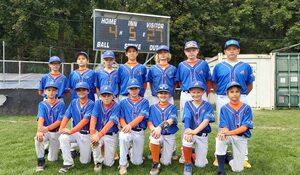 Baseballfest in der Freudenau endet mit Platz 5 für unseren Nachwuchs