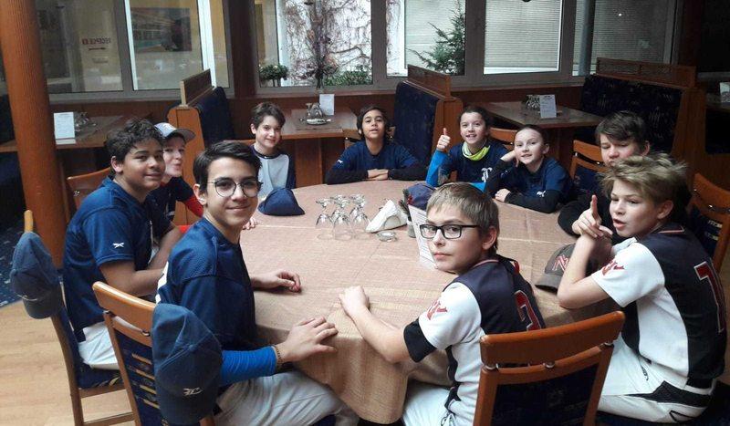 1. Platz bei Vorbereitungsturnier in Hrotovicke (Tschechische Republik)