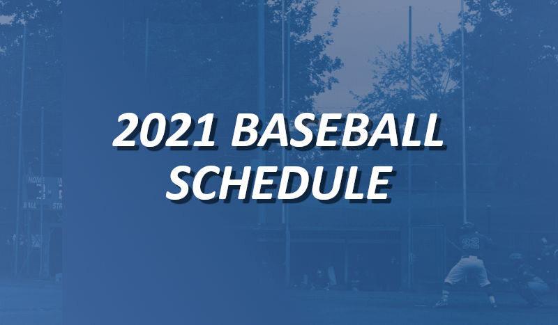 Der Spielplan zur Baseball Bundesliga Saison 2021 wurde veröffentlicht.